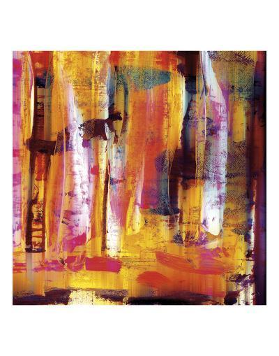 Abstract Vivid-Sven Pfrommer-Art Print