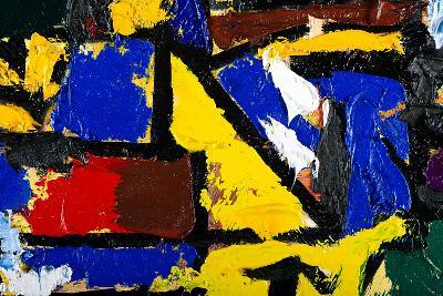 Abstract Wallpaper.-Suchota-Art Print