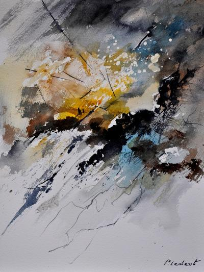 Abstract Watercolor-Pol Ledent-Art Print