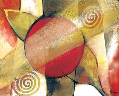 Abstract-Stefan Greenfield-Art Print