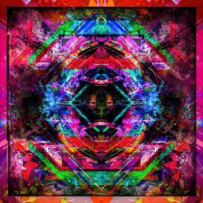 Abstract-reznik_val-Art Print