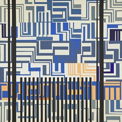 Abstract-Manuel Ros-Giclee Print