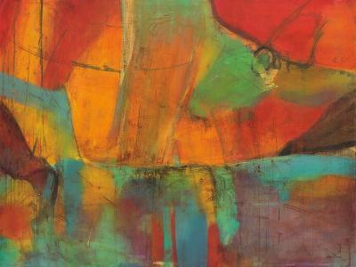 Abstracta 2-Gabriela Villarreal-Art Print