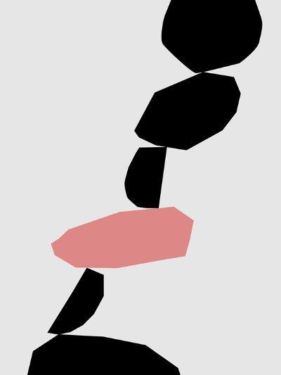 Abstractcoral-Nanamia Design-Art Print