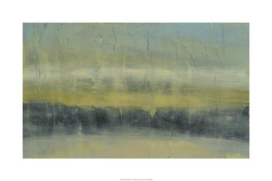 Abstracted Skyline I-Jennifer Goldberger-Limited Edition