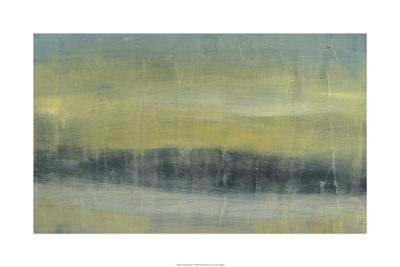 Abstracted Skyline II-Jennifer Goldberger-Limited Edition