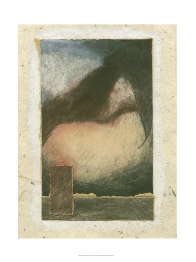 Abstracted View II-Erica J^ Vess-Art Print