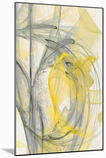 Abstraction 10701-Rica Belna-Mounted Giclee Print