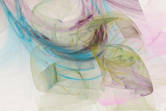 Abstraction 10711-Rica Belna-Giclee Print