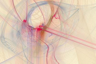 Abstraction 10727-Rica Belna-Giclee Print