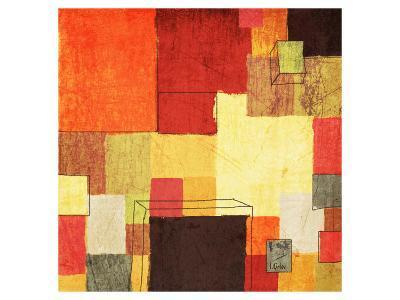 Abstraction 5678--Art Print