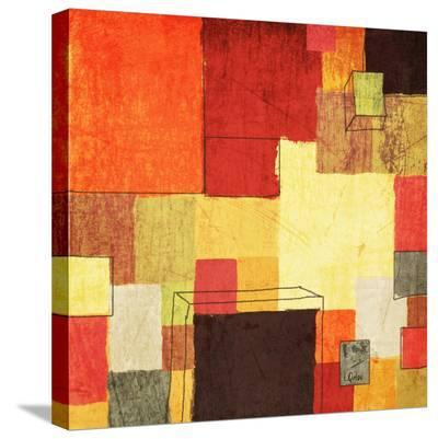 Abstraction 5678--Stretched Canvas Print