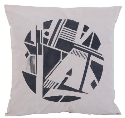 Abstraction Pillow--Home Accessories