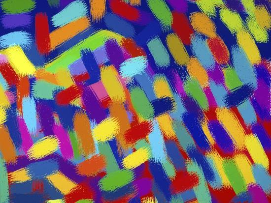 Abstractions-Diana Ong-Giclee Print
