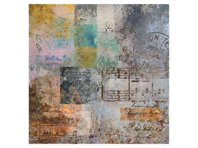 Abstracto I-Rick Novak-Art Print