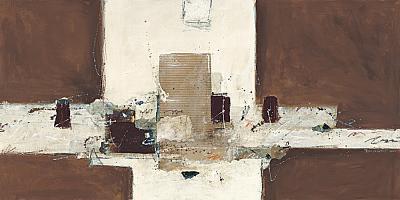 Abstrakt VIII-Ron van der Werf-Art Print