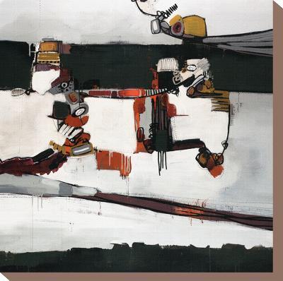 Absurd Machine-Kari Taylor-Stretched Canvas Print