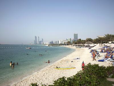 Abu Dhabi, United Arab Emirates, Middle East-Angelo Cavalli-Photographic Print