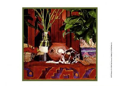 Abuela's Gift-Leslie Gerstman-Art Print