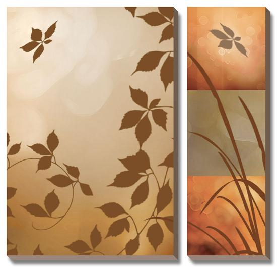 Abundance-Edward Aparicio-Canvas Art Set