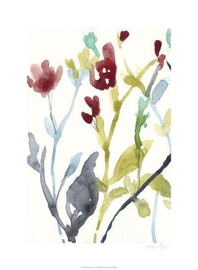 Abundant Flowers I-Jennifer Goldberger-Limited Edition