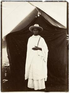 Abyssinian Woman, c.1910