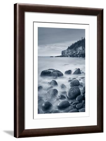 Acadia Coast-Alan Majchrowicz-Framed Photo