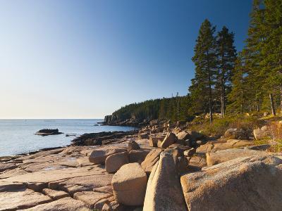 Acadia National Park, Mount Desert Island, Maine, New England, USA, North America-Alan Copson-Photographic Print
