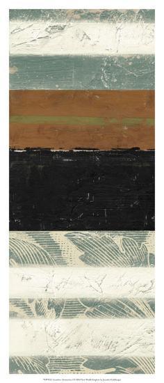 Acanthus Abstraction I-Jennifer Goldberger-Art Print