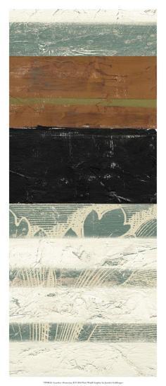 Acanthus Abstraction II-Jennifer Goldberger-Art Print