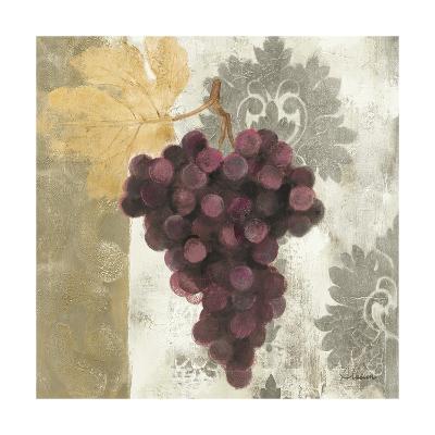 Acanthus and Paisley with Grapes I-Albena Hristova-Art Print