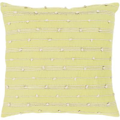 Accretion Down Fill Pillow - Lime