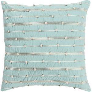 Accretion Pillow Cover - Mint