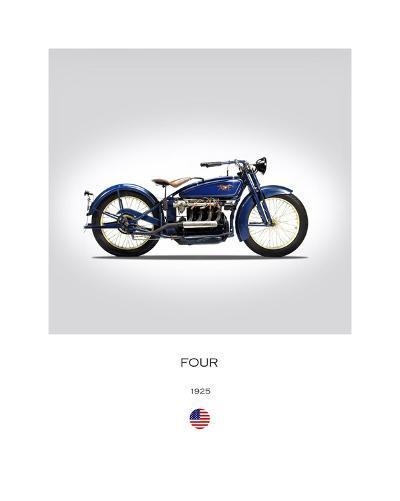 Ace Four 1925-Mark Rogan-Giclee Print
