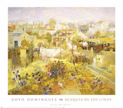Acequia de los Linos-Goyo Dominguez-Art Print