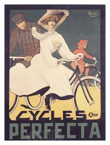 Cycles Perfecta by Achille Butteri