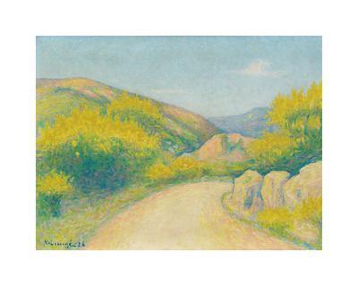 Route de Campagne, 1928