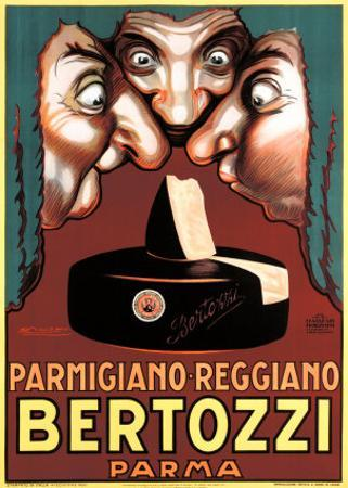 Bertozzi Parmigiano-Reggiano by Achille Luciano Mauzan