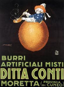 Ditta Conti by Achille Luciano Mauzan