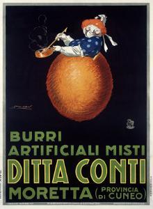 Moretta Butternut Cream by Achille Luciano Mauzan
