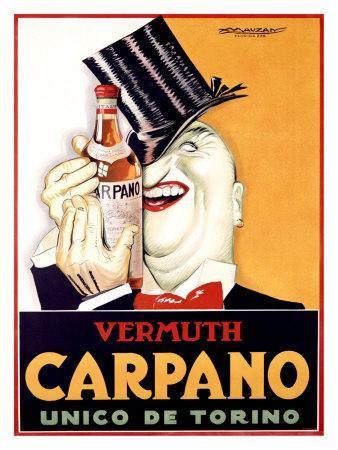 Vermuth Carpano, Unico de Torino