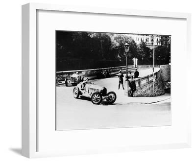 Achille Varzi and Tazio Nuvolari, Monaco Grand Prix, 1933