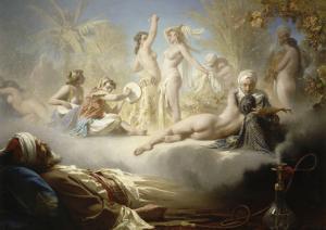 Le Rêve du croyant by Achille Zo