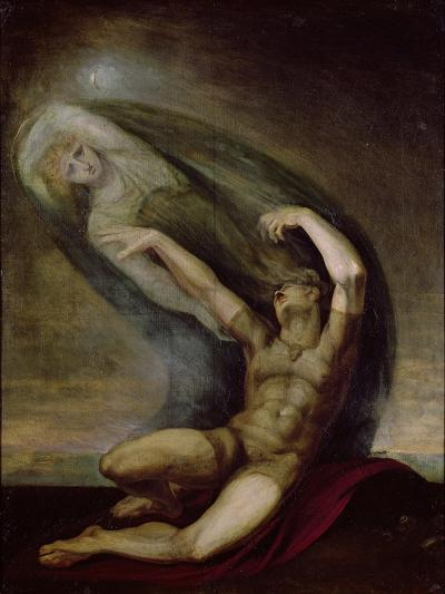 Achilles Searching for the Shade of Patrocles, 1803-Henry Fuseli-Giclee Print