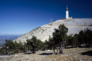 Mont Ventoux - Provence, France by Achim Bednorz