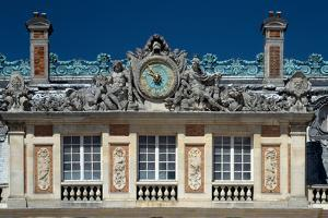 Palace of Versailles - France by Achim Bednorz