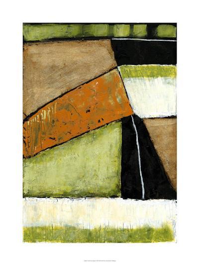 Acid Green Asphalt I-Jennifer Goldberger-Limited Edition