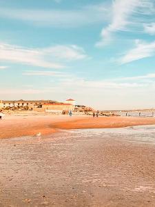 Beach Shores Panel I by Acosta