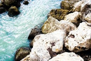 Blue By The Rocks by Acosta