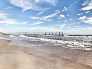 Coastal Dock by Acosta